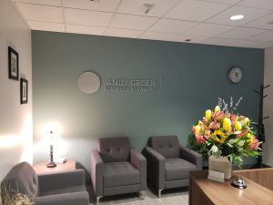 andy green dui law firm office