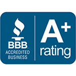 Better Business Bureau A+ rating for And Green